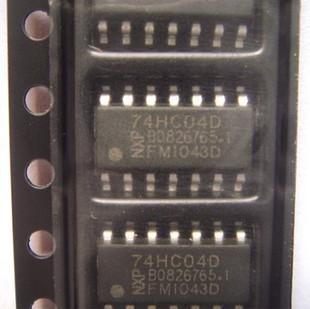 original IC IC chip 74HC04 six inverting driver SOP16 real shop operator(China (Mainland))