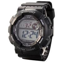 2014 New Electronic Children Digital Watches Sports Alarm Stopwatch 30m Waterproof Children's Student Watch LED Wristwatches