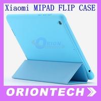 Original Xiaomi mi pad mipad Protect Flip Case For Mi pad Mipad  PU and PC Plip case
