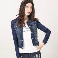 blue jeans jacket women camisa denim jeans feminina blusa jeans shirt jaqueta jeans coat winter denim jacket for women