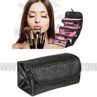 NEW Fashion Arrival Cosmetic Bag Fashion Women Makeup Bag Hanging Toiletries Travel Kit Jewelry Organizer Free Shipping