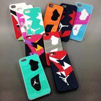 3D Touch Sense Air Jordan Pattern Hard Case for iPhone5s 5,NBA Michael Jordan Slum dunk hard case for iphone5s 5