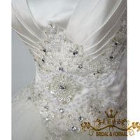 Handmade embroidery princess puff skirt gorgeous luxury shell pannier