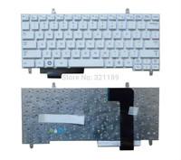 New Brand Samsung N250 NP-N250 NP-N250P Series US White  Keyboard as photo
