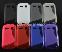 10pcs/lot new S line Soft Gel Tpu Case Back Cover Skin for Alcatel One Touch Pop C3 OT4033 4033A 4033X 4033D 4033E
