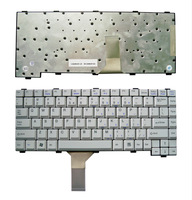NEW Original For NEC E660 Series Laptop US Keyboard  Replacement Teclado White