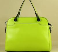 2014 new fashion women's handbags Shoulder Messenger portable leather casual handbags 30*22*10cm NBA155 Y8PA