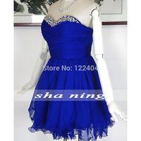 Bridesmaid dress tube top short design summer dress