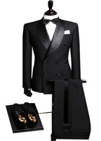 2013 high quality fashion formal business suits for men/slim fit