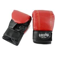 Professional Sandbag Gloves Half Thumb Sanda Fight Boxing Gloves Boxing Gloves Sanda Fighting Sandbag Fist Glove