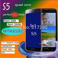 DHL shipping S5 fingerprint OTG health care cell phone 4Gram 16Grom S5 1:1 mtk6592 Octa Core 1.7GHz 1920x1080 5.2inch 13mp phone