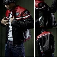 PU Autumn winter Motorbike Racing Jackets Motorbike suits
