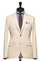 2014 Formal Man Meeting Suit 100% Cotton Suit