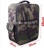 2014 New Fashion Shoulder Backpack Waterproof bag for DJI Phantom 2 Vision+ FC40 X350 pro RC drone Quadcopter FPV Drop shipping