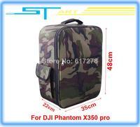 2014 New Fashion Shoulder Backpack Waterproof bag for DJI Phantom 2 Vision+ FC40 X350 pro RC drone Quadcopter FPV Drop  kids toy