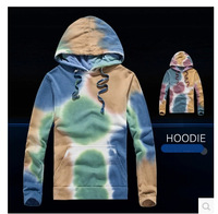 2014 new winter streets of the latest style models hooded  thicken cotton padded jacket men/men  M-XXL Free Shipping