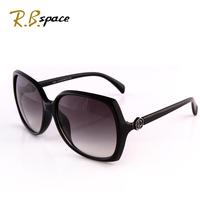 Sunglasses female 2014 glasses female sunglasses women's fashion vintage big frame sunglasses female