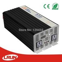 Solar power inverter 5000W 48V 220V 50Hz, 5V1.5A USB port, pure sine wave, sockets is customized