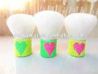 Free shipping!! Wholesale diamond gift makeup brushes(20pcs/lot)