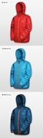 2014 New Men's outdoor double mesh breathable uv sunscreen skin dust coat