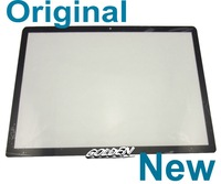 "NEW Genuine For Apple 13"" Unibody MacBook Pro A1278 LCD Screen Glass with Adhesive"