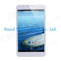 """Cube U27GT TALK8 3G 8"""" MTK8382 Quad Core Android 4.4 WCDMA Tablet PC  1GB / 8GB / TF / Wi-Fi / Bluetooth / GPS"""