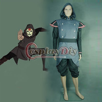 Free shipping Customized  Anime Avatar The Legend of Korra Amon Anime cosplay costume for men/adults