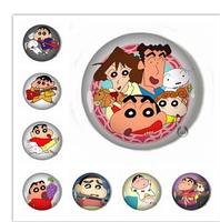 Anime Badge hot creative toy Animation surrounding KURAYON SHINCHAN