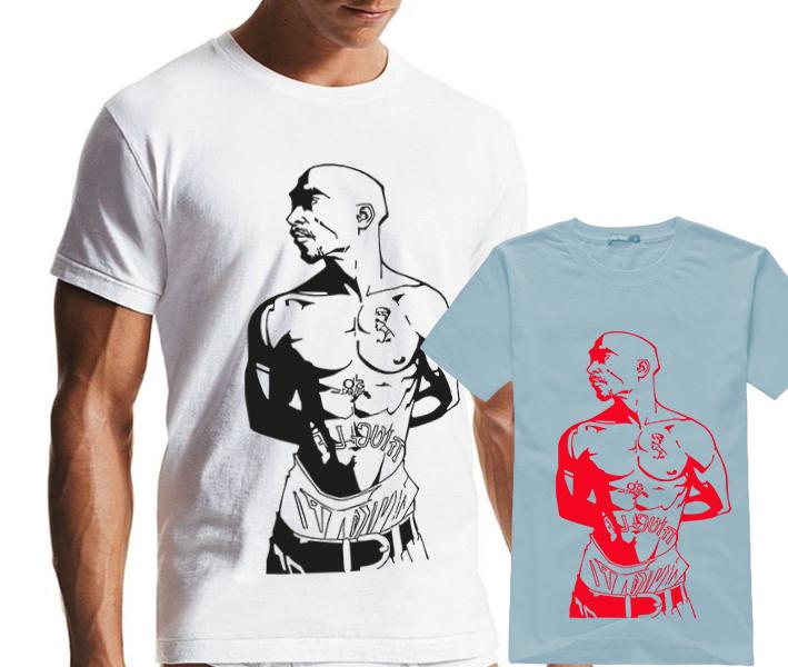 Как сделать футболку с собственным рисунком