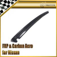 EPR - For Nissan Skyline R32 GTR GTST Carbon Fiber Nismo Style Rear Trunk Boot Lip Spoiler