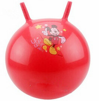 14 inch for 8 months-3 years Child inflatable giant toy hop ball colorful balls low promotion price bouncy jumping ball DDW-C016
