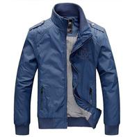 2014 winter New Men's Brand outdoor Polo Jackets,Men Sportswear Windcheater Military Coat,Multiple Colors Fashion Jacket For Man