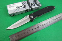 6pcs/lot LAND 902 SANRENMU GB902 Steel +G10 Handle 440 56HRC Blade Camping Tool Tactical Folding Pocket Knife Freeshipping