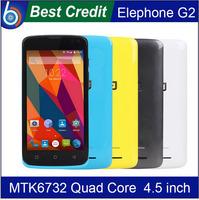 "Original Elephone P2000 P2000C MTK6592 1.7GHz Octa Core Android 4.4 WCDMA 3G Mobile Phone 5.5"" HD Fingerprint identify/Eva"