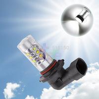 hb4 9006 hb4 led 80w Cree XBD-R3 led Xenon white High Power LED Car fog running light bulbs 12V 24V car light source