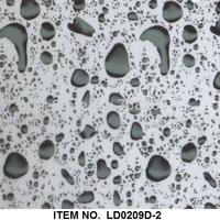 PVA hydrographic dipping film item no.LD209D-2