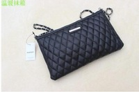 Mng mango bags women's handbag small crossbody bag messenger bag shopping envelope plaid bag