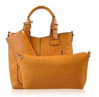 Promotion! Special Offer Leather Women's Handbag Shoulder Bag Fashion Handbag Fashion Bags Designer Brand 3 Pieces Bags