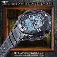 Free shipping 2014 New Fashion analog&digital watch men waterproof reloj hombre quartz men wristwatches brand sport watch 2801