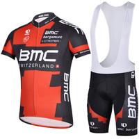 2014 Bike Short Sleeves Cycling Clothing suit jersey+bib shorts BIcycle kits riding sportswear S-XXXL