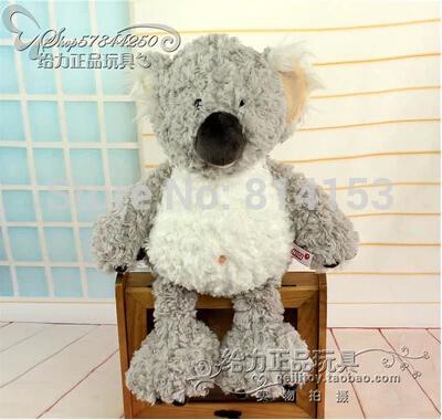 30cm NICI Koala bear plush soft toy stuffed animal toys for kid free shipping(China (Mainland))