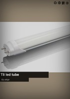 Free shipping led tube 120cm 18w led tube light 4ft