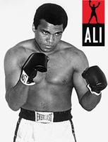Boxing Fight Star Muhammad ALI Tank Top Letter EVERLAST MMA Tanks Muhammad ALI Vest Bodybuilding Fitness Short Sleeveless Shirts