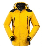 New Listing men mountaineering jacket / brand outdoor sports jackets super A + + waterproof breathable ski jacket