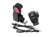 F08646 DSLR Lens Controller Electric Follow Focus Control Video Lens Focal Length for Baseplate Mount 5D2 60D + Freeship