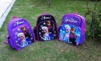 Mochilas Mochila Infantil Hot 2014 Frozen Printing Backpack for And Bag for Gift Anna Elsa Cute Cartoon Bags Children School