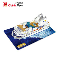 3D puzzle DIY model educational model presents Cruise Shipping kid gift