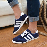 Free shipping 2014 hot selling men fashion sneaker shoes male casual shoes multiple choice comfort breathable men's shoe