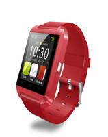 Ultra slim  hands free anti theft smartwatch for Android with remote control and media player