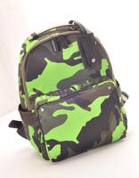 School bags camouflage backpack bag hot sale famous designer brand backpack women's/men's backpack Nylon backpack 4 colors